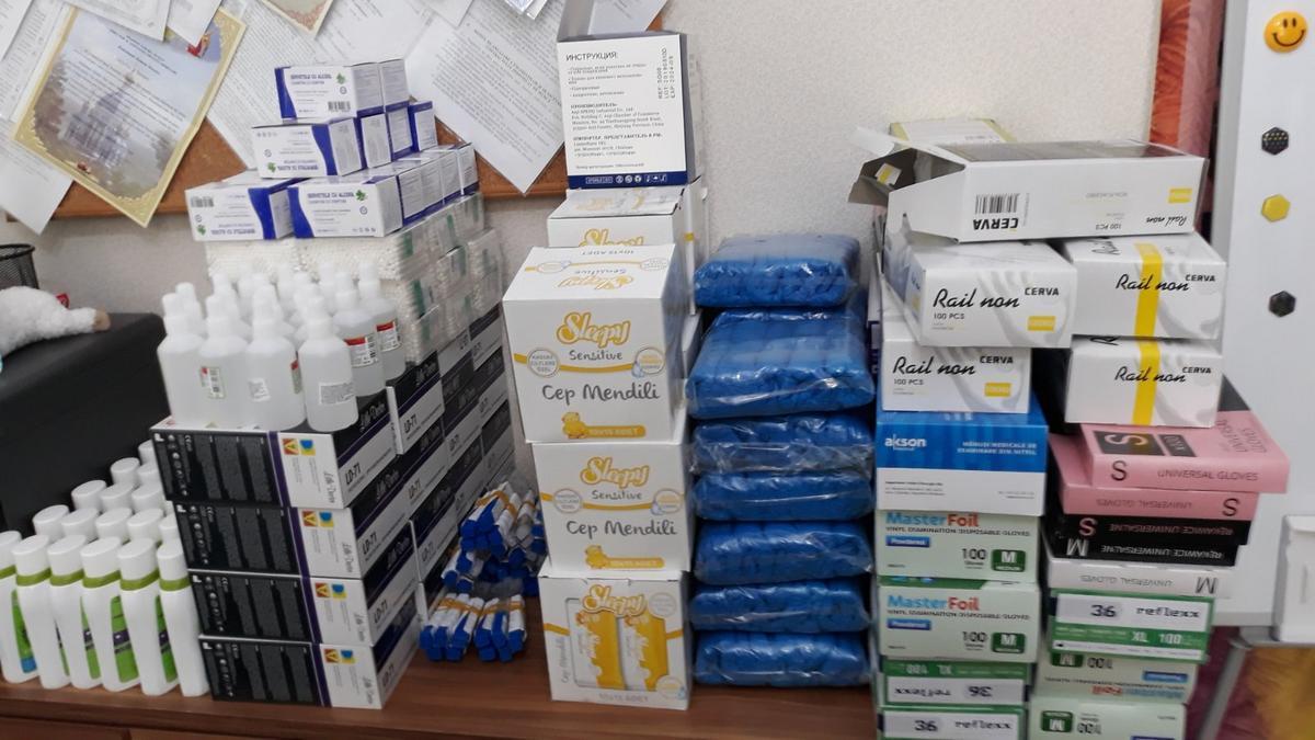 COVID-19 Medical Supplies