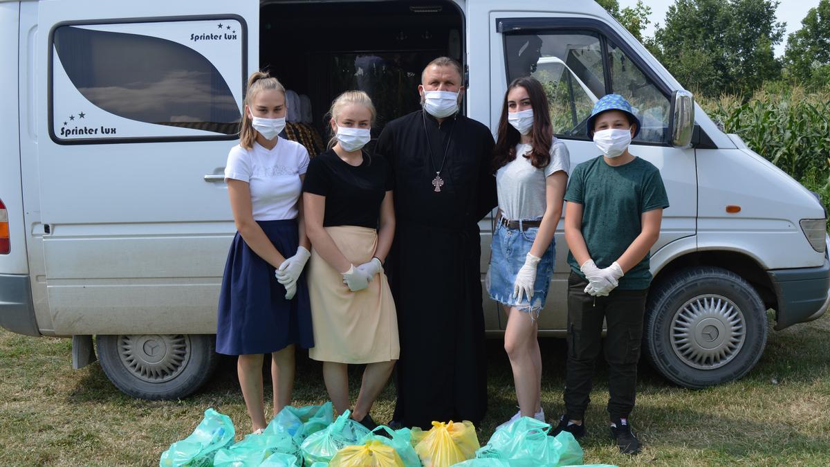 Church or Jesus Christs humanitarian efforts in Moldova