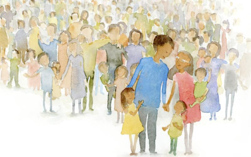 watercolor_groups_families