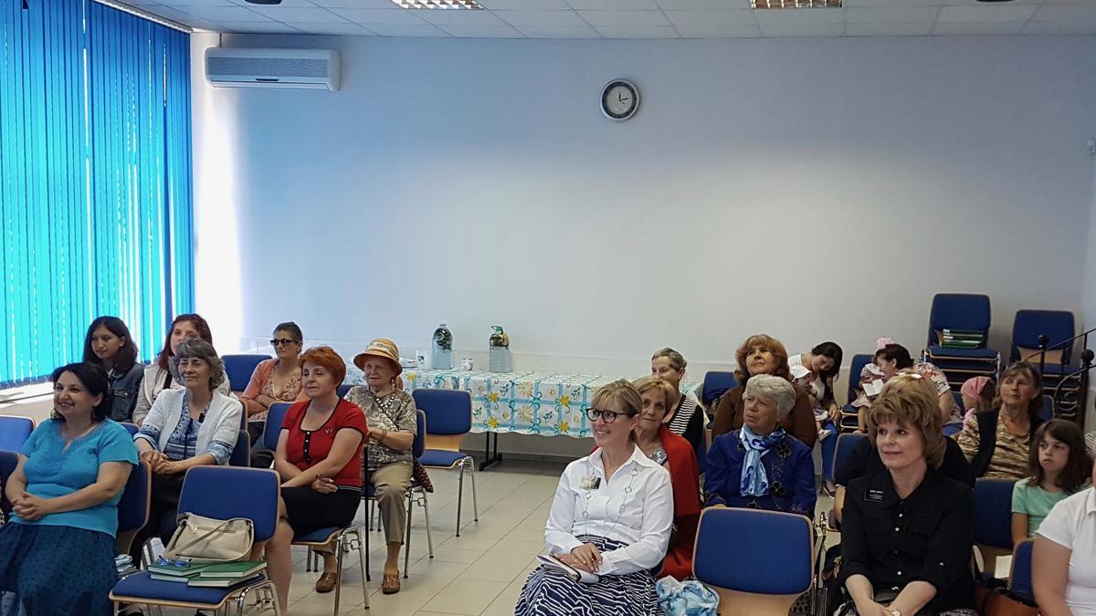 Conferința de District a Societății de Alinare