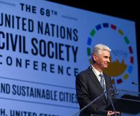 United Nations Conference in Salt Lake City 2019