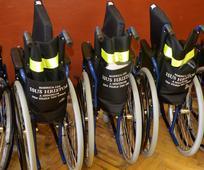 Wheelchair Humanitarian Event
