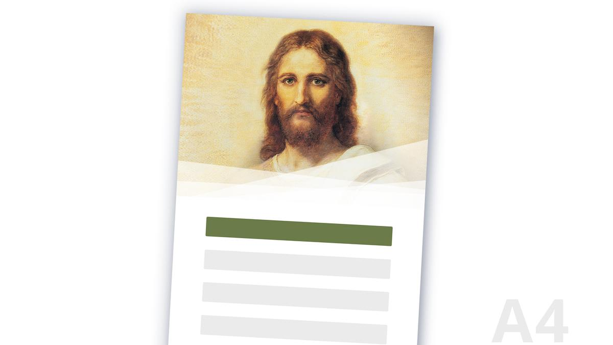 Download Area Plan 2019 'Come Unto Christ. My Plan'