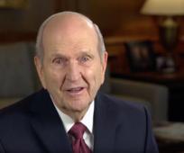 Видео послание Президента Нельсона о надежде и любви