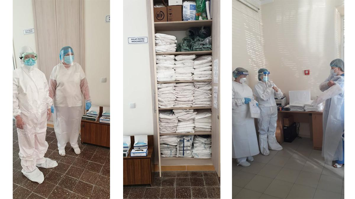 Toma Ciorba Hospital