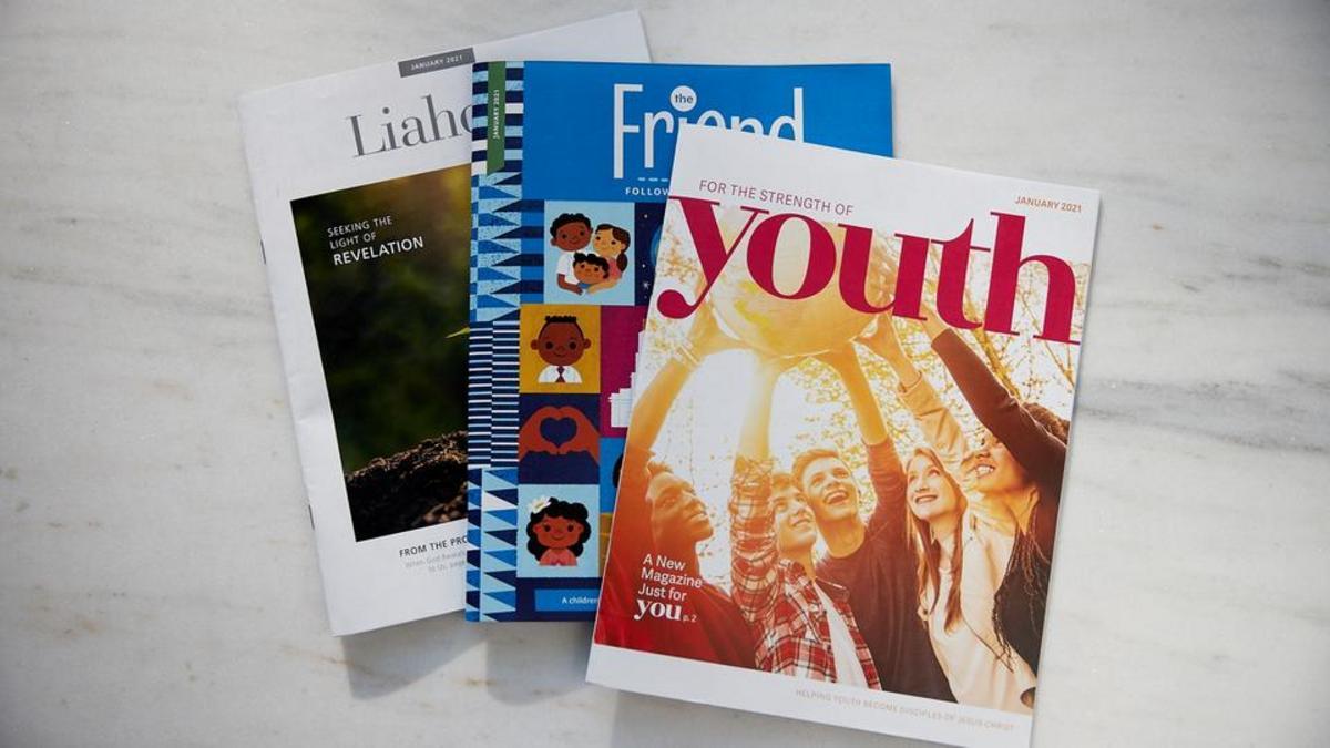 Church Magazines