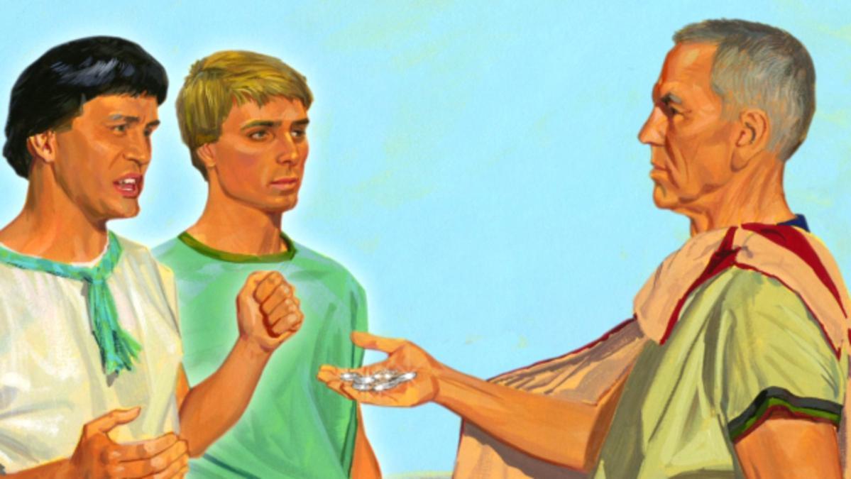 Individuele bekering door geloof in Jezus Christus