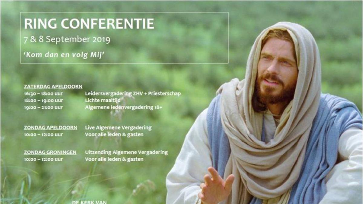 Verslag ringconferentie Ring Apeldoorn gehouden op 7 en 8 september 2019.