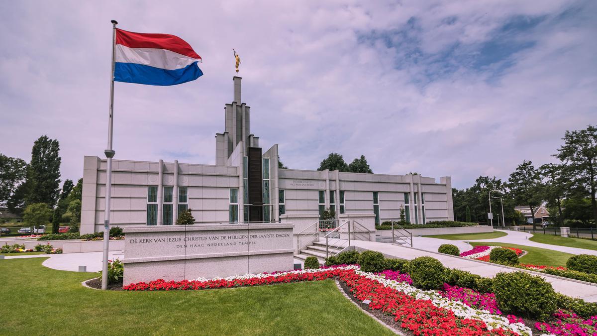tempel zoetermeer