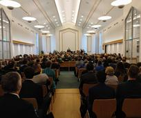 Ringconferentie Den Haag zondag 9 december 2018