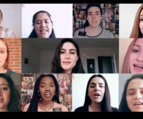 Jongvolwassenen uit Finland en Italië komen spreken in online uitzending