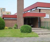 kerkgebouw Groningen