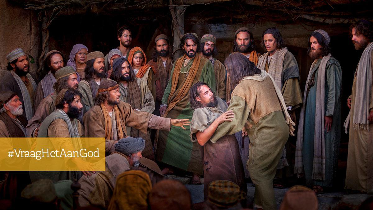 Vraag het aan God - Hoe kan ik anderen leren liefhebben?
