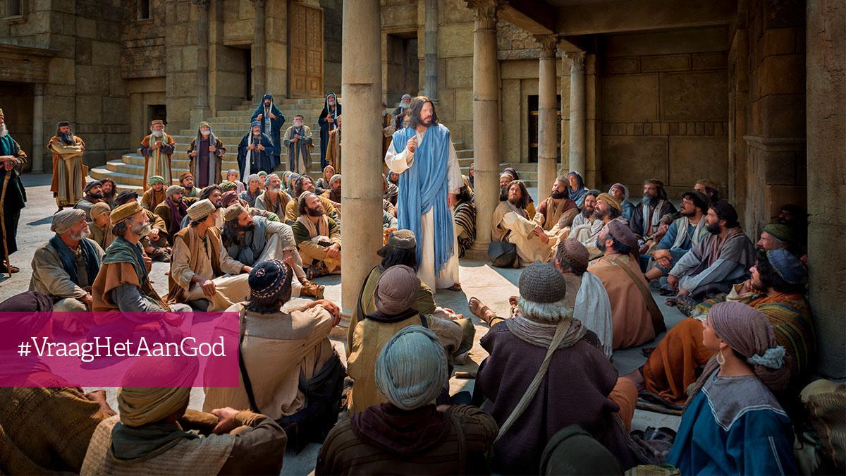 Vraag het aan God – hoe kan ik God beter leren kennen?