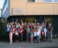 25-jarig jubileum en reünie Wijk Den Bosch
