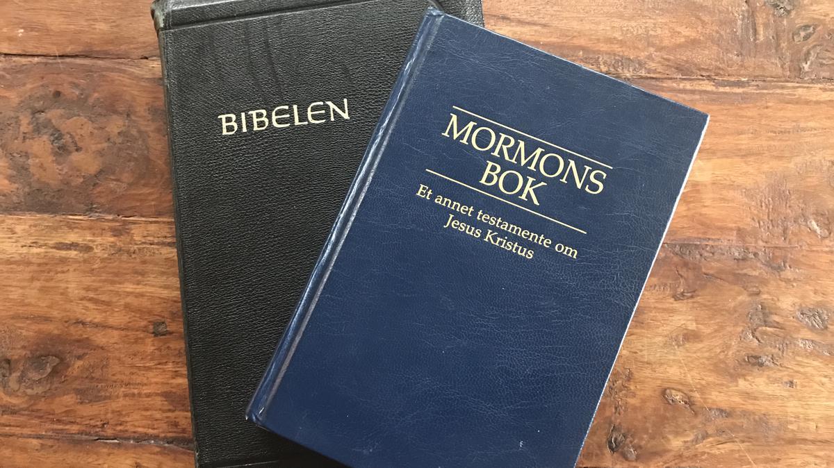 Mormons bok og Bibelen