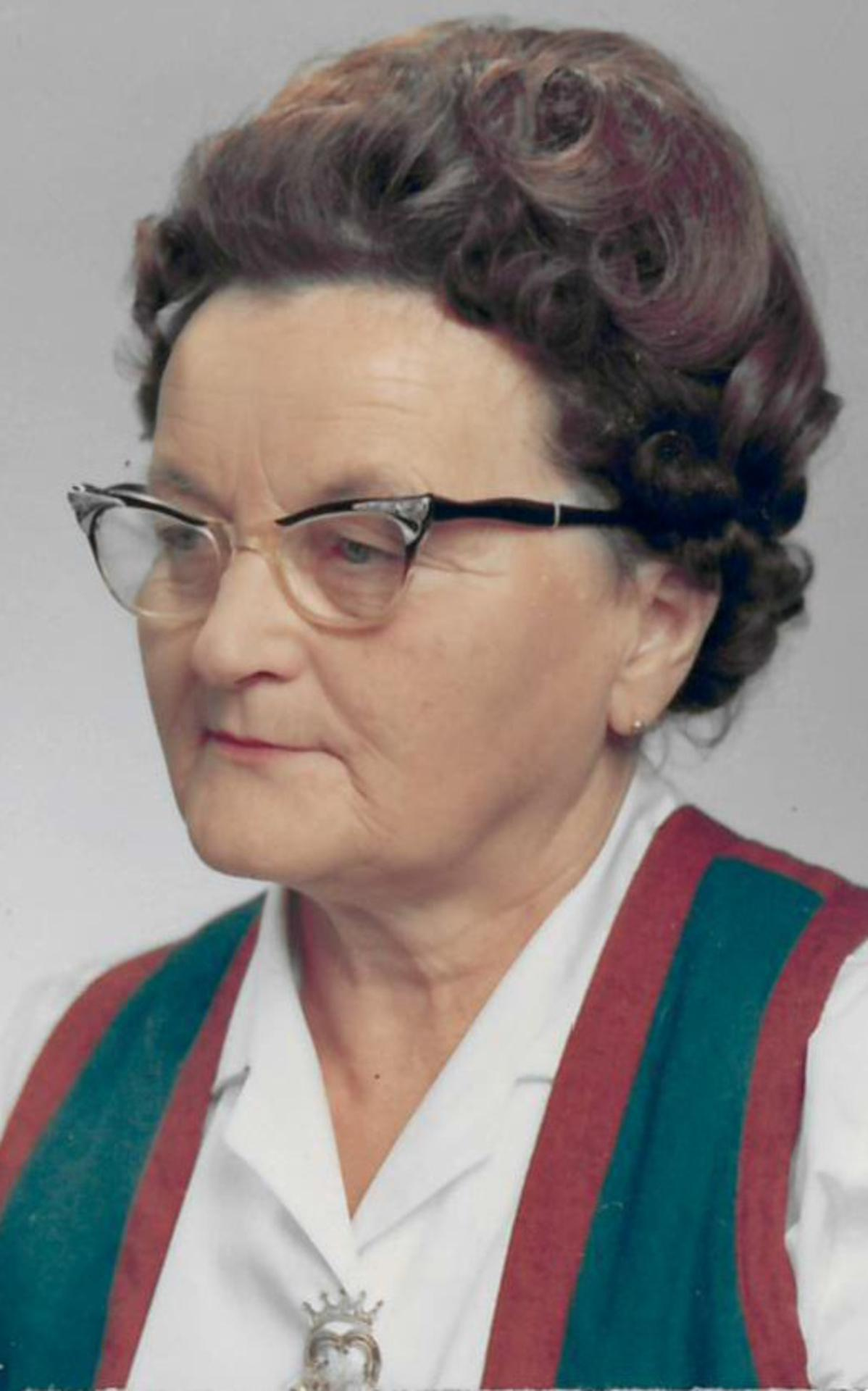 Margit Røstvik (1912-1994) – en norsk pioner.