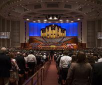 Órgão e Coro do Tabernáculo no Centro de Conferência, Utah