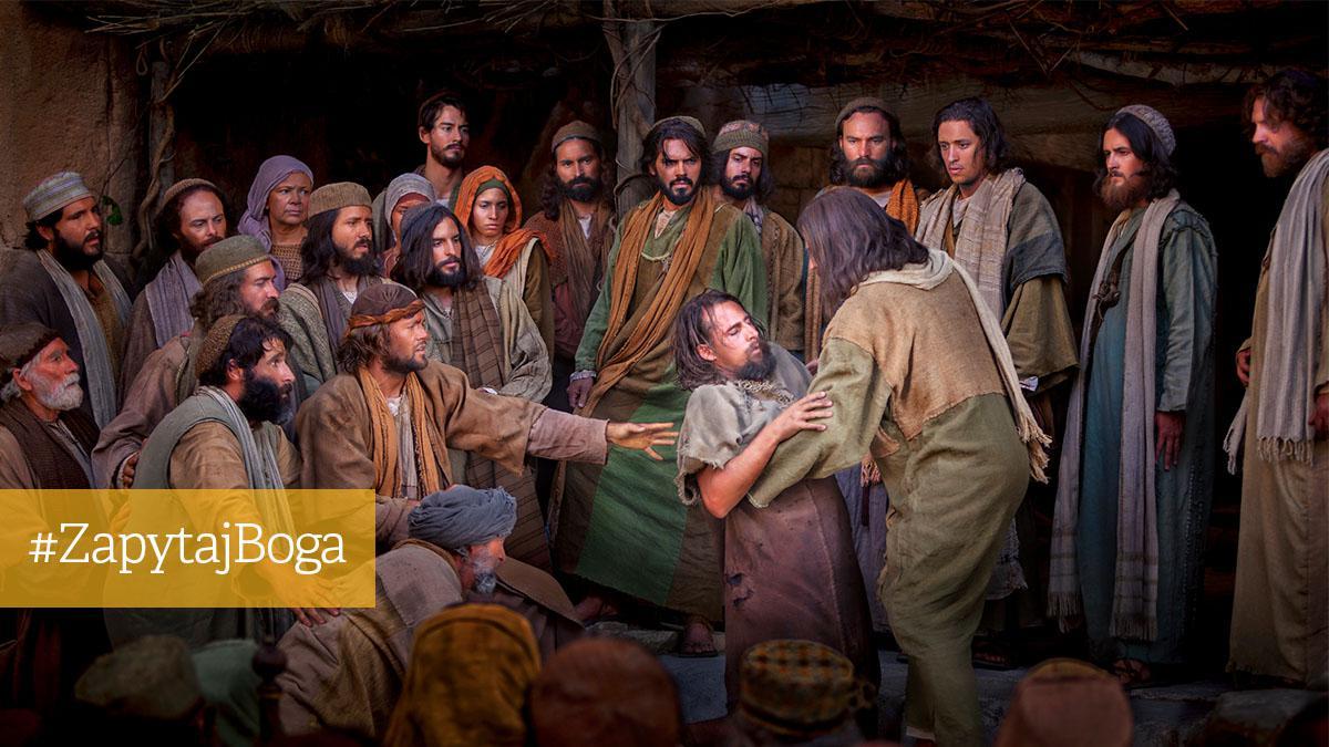 Chrystus uzdrawia - Zapytaj Boga