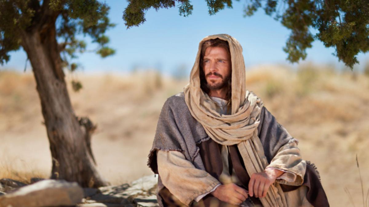 Jesus Cristo no poço