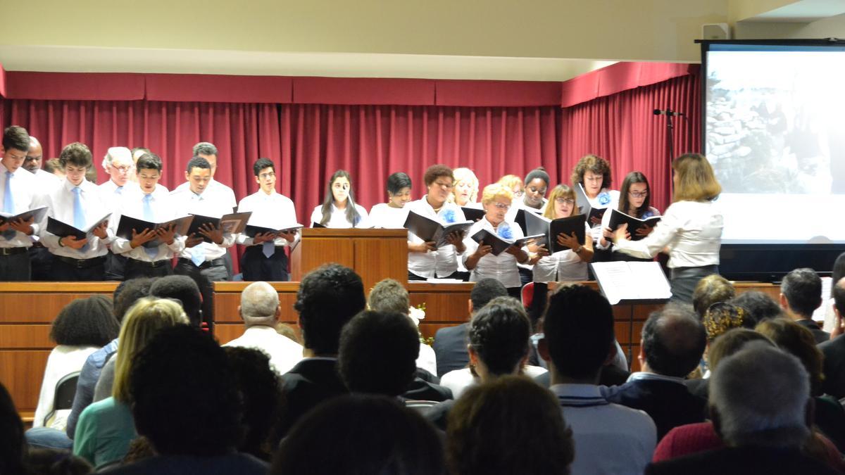 Serão Musical de Páscoa do Coro da Estaca de Lisboa