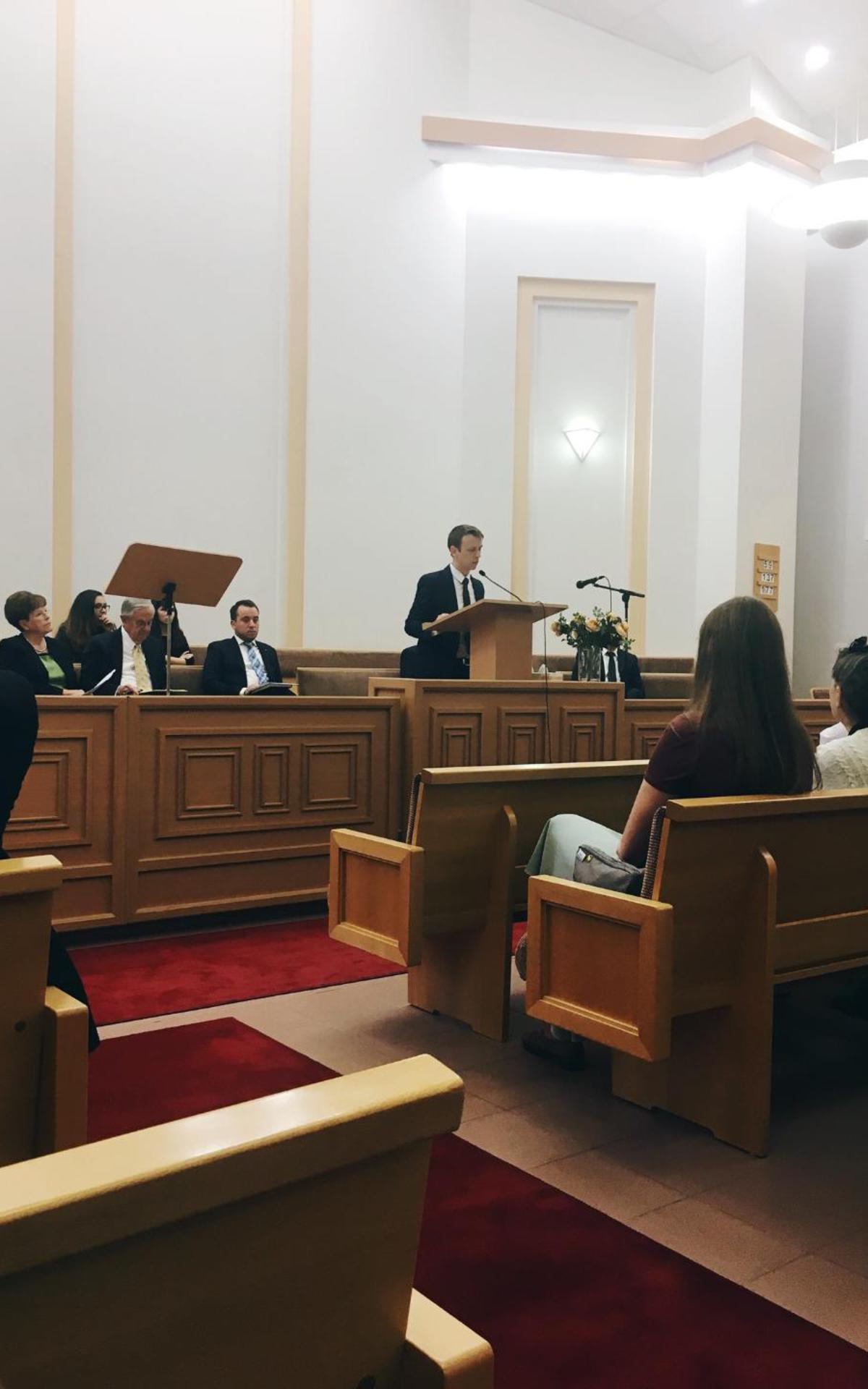 Conferința Districtului București din 21-22 octombrie 2018