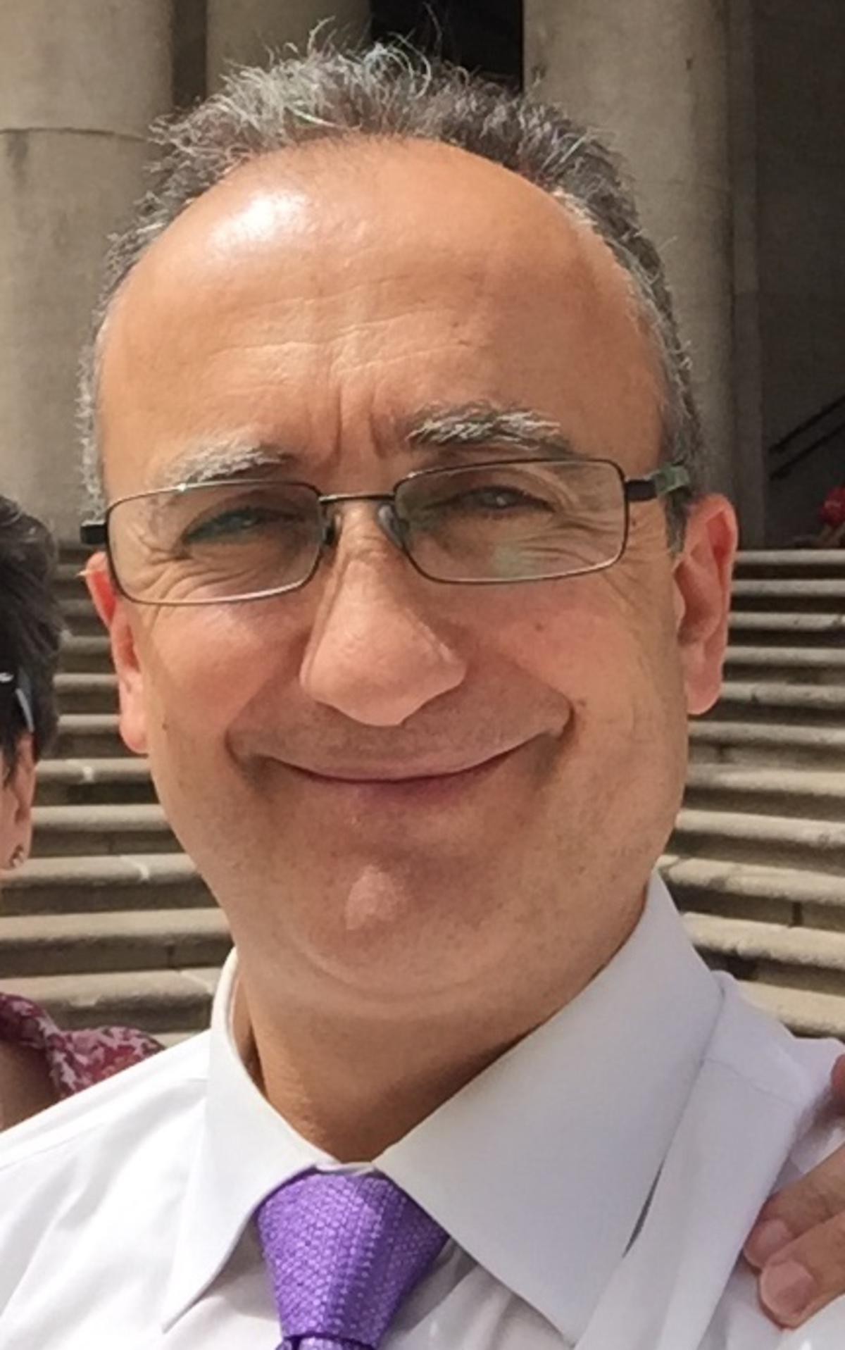 Francisco Javier Moldes este episcop în Spania