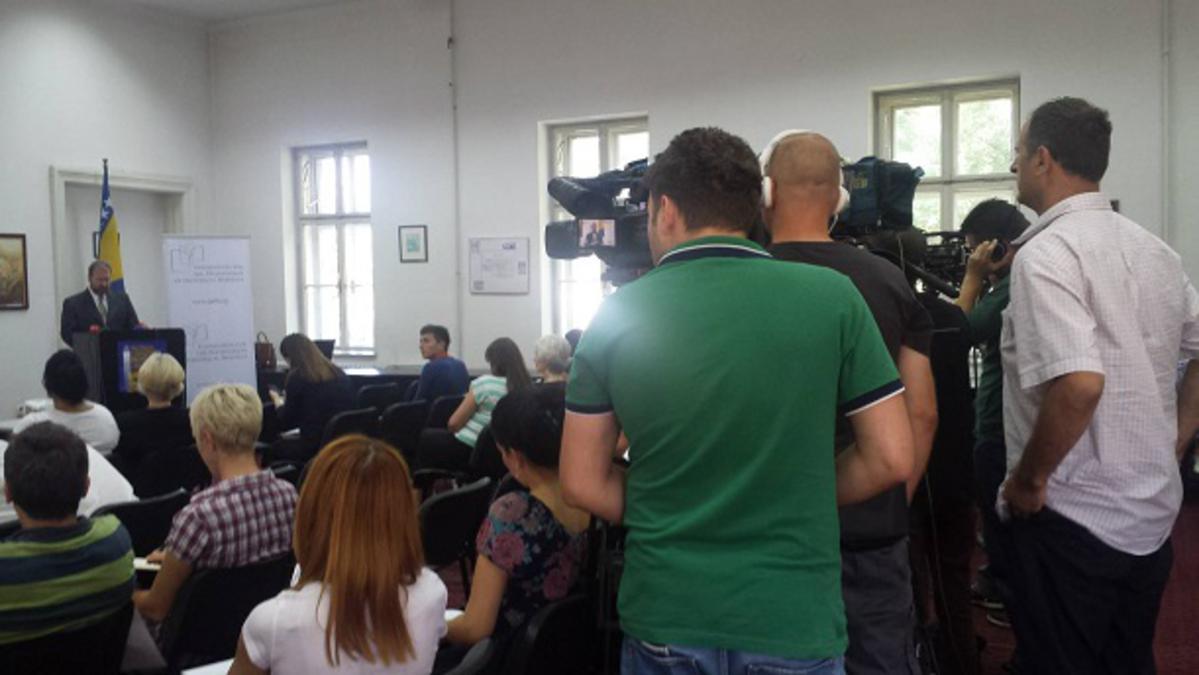 FamilySearch contribuie la conservarea moştenirii istorice a Bosniei şi Herţegovinei
