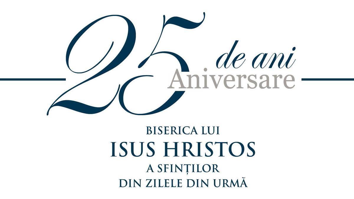 Vă invităm la evenimentul aniversar dedicat sărbătoririi a 25 de ani de la binecuvântarea României