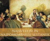 Sporočilo področnega voditelja - Nedelja v Cerkvi