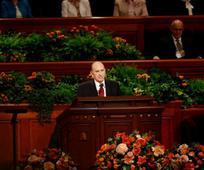 Milijuni mormonskih vjernika diljem svijeta na Općem su saboru dobili savjet da hodaju uz Isusa