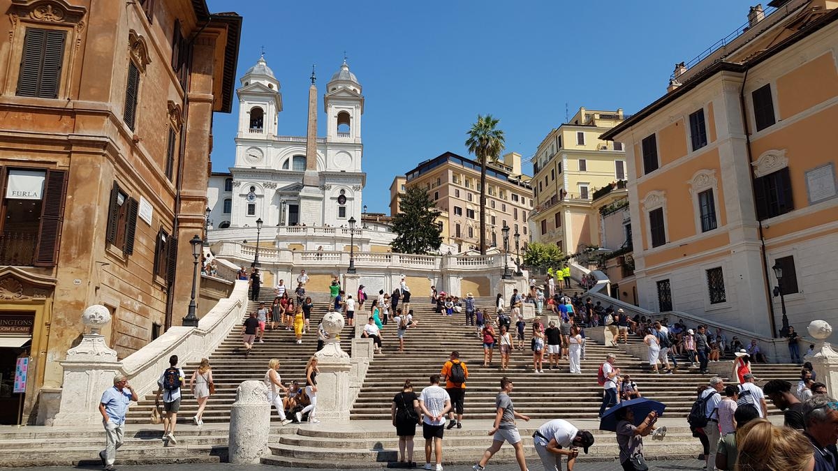 španske stopnice