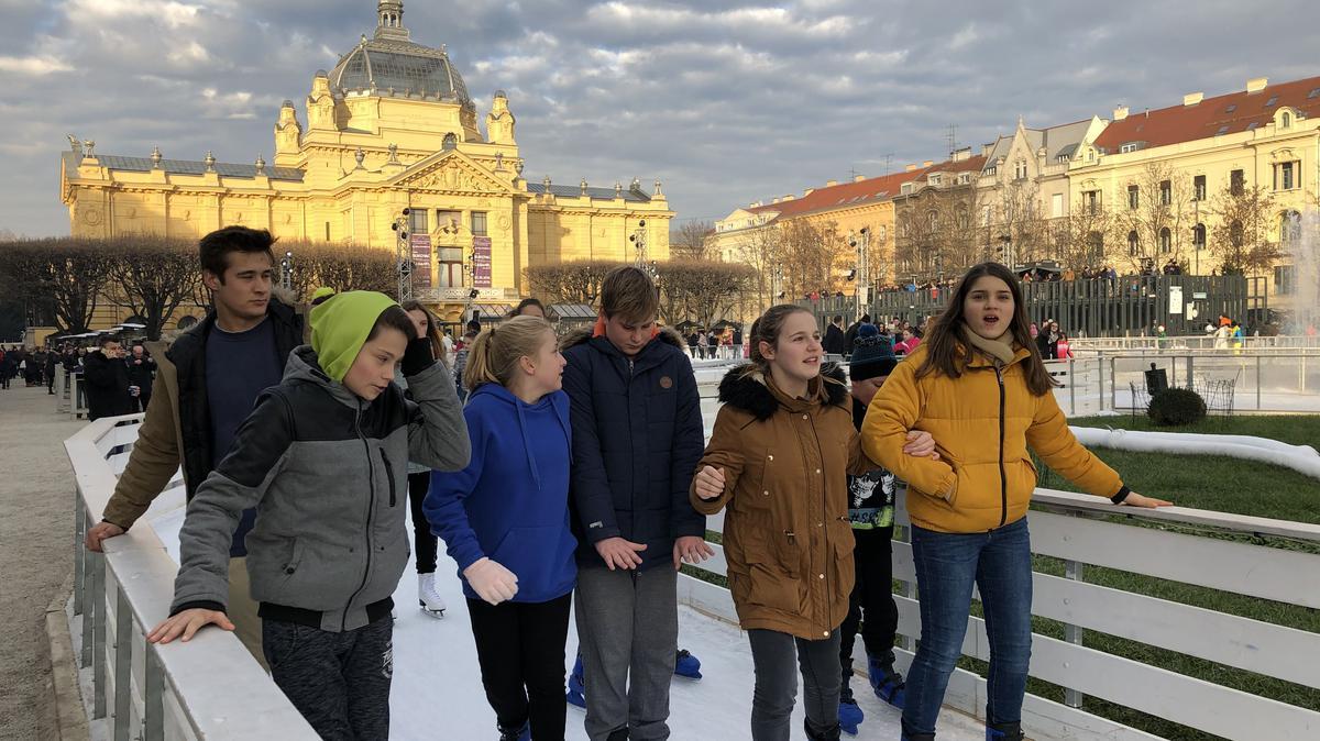 drsanje v Zagrebu
