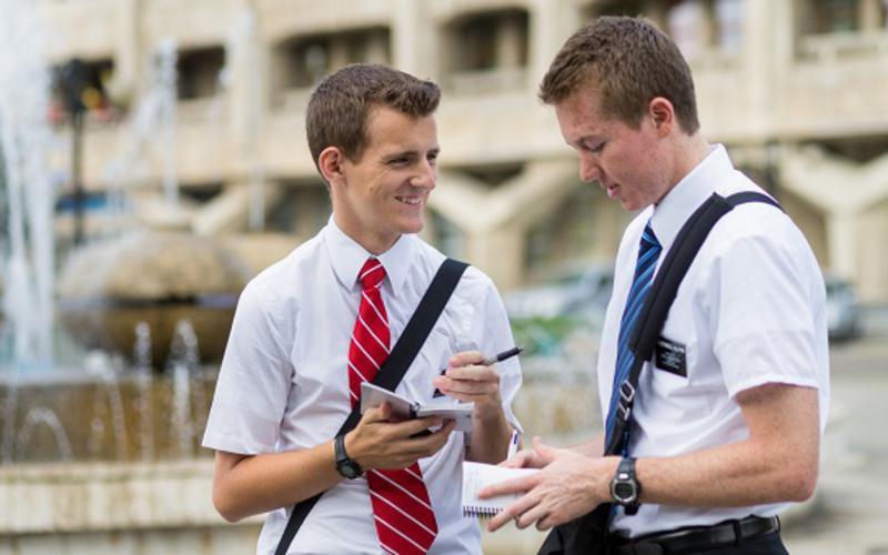 мисионари
