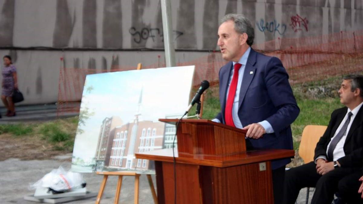 Concejal Alfonso Gil