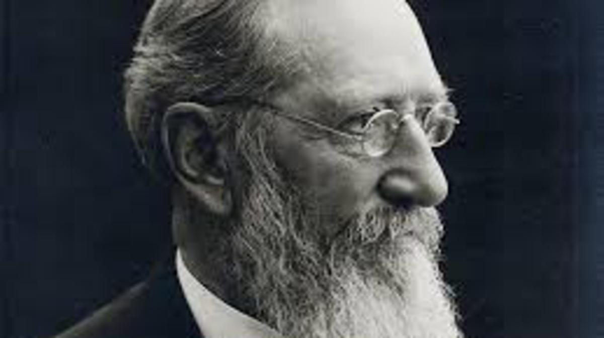 Joseph F. Smith, sexto Presidente de La Iglesia de Jesucristo de los Santos de los Últimos Días, de 1901 a 1918