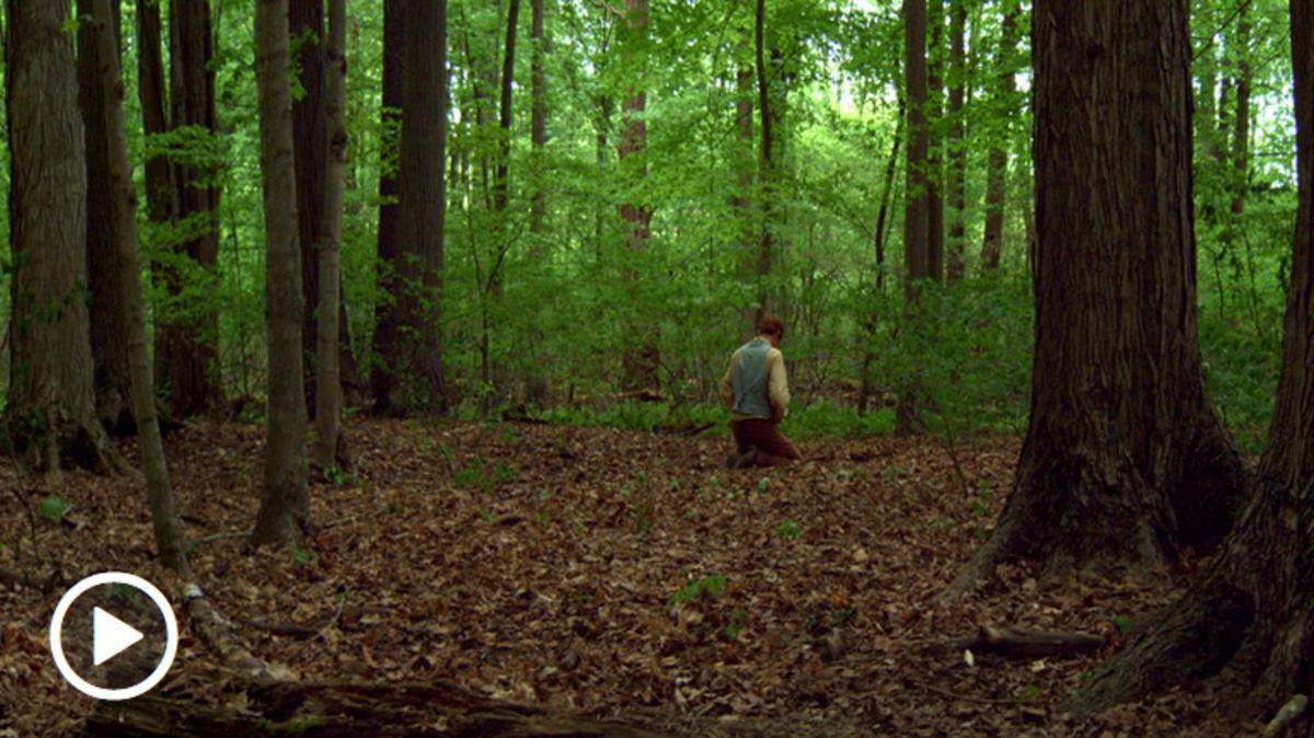 Fotograma del video de la Primera Visión