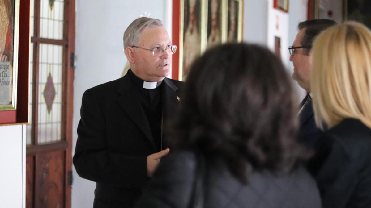 Obispo de la Diócesis de Cartagena