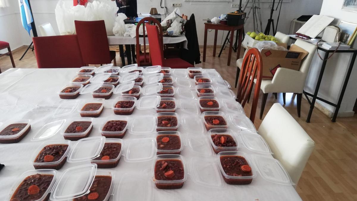Comida Málaga