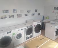 Donación de lavadoras