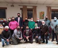 Voluntarios de la Estaca  Granada
