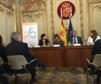 Acto de celebración del 15º aniversario de la creación de la Fundación Pluralismo y Convivencia del Ministerio de Justicia