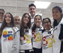 Voluntarios de la Iglesia en Granada