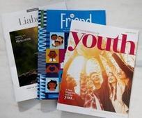 Revistas Liahona, Amigos y Para la Fortaleza de la Juventud