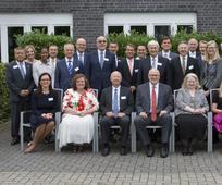 Directores de los consejos nacionales de Asuntos Públicos y Comunicación del Área Europa