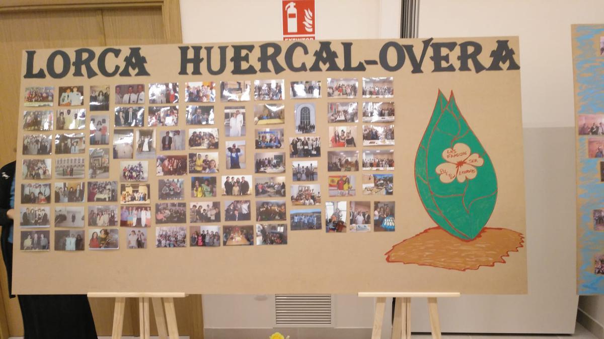 Cartel de Locarca y Huercal-Overa