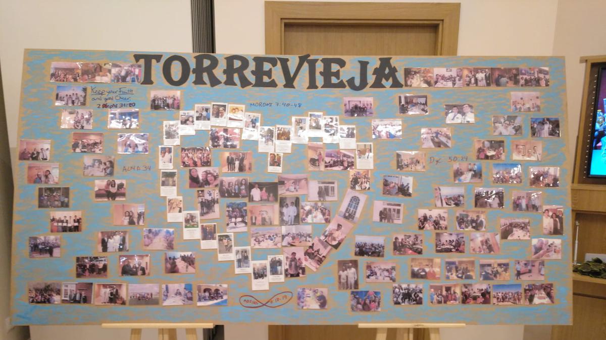 CARTEL DE TORREVIEJA