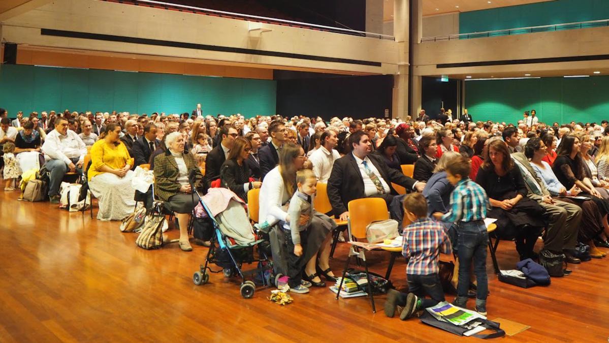 Conférence Pieu Lausanne