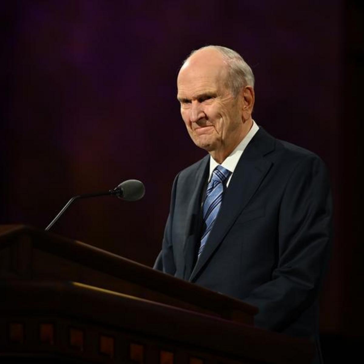 Président Russell M. Nelson
