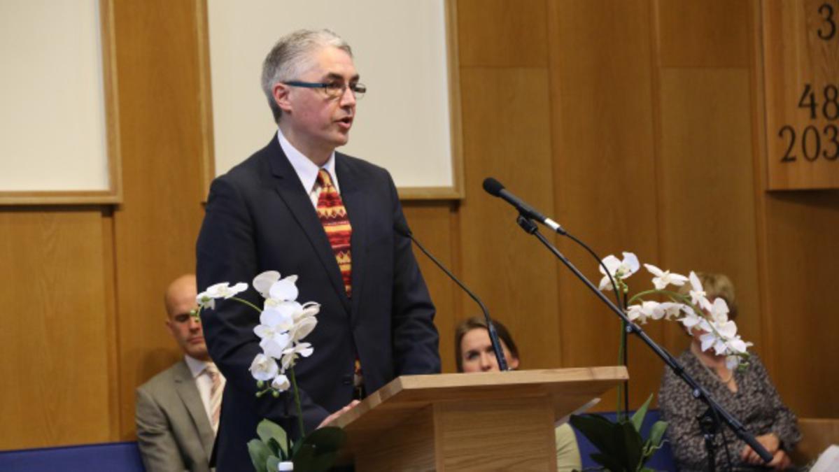 Stavskonferensen i Göteborgs stav blev en andlig fest